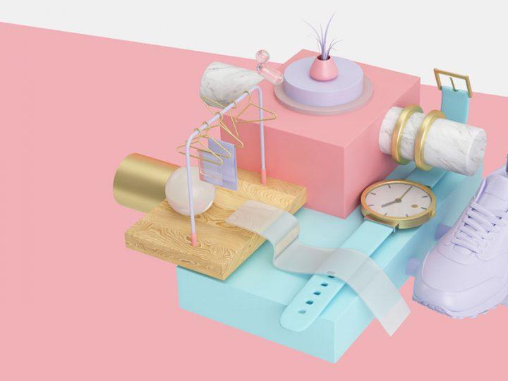 5 Designtrender inom webb under 2017